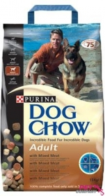 DOG CHOW  Adult  Large Breed  with Turkey