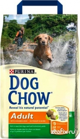 DOG CHOW  Adult  with Mixed Meat