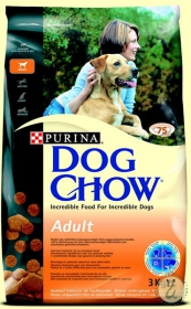 DOG CHOW  Active  with Chicken