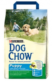 DOG CHOW  Puppy  with Chicken